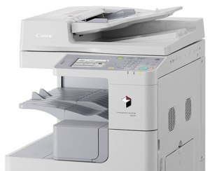 the canon imagerunner 2530